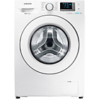 more details on Samsung WF90F5E3U4W/EU 9KG 1400 Spin Washing Machine - White