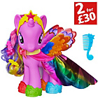more details on My Little Pony Styling Fashion Pony Twight Sparkle
