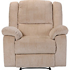 more details on Shelly Fabric Manual Recliner Chair - Natural.
