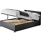 more details on Hygena Otis Kingsize Ottoman Bed Frame - Black.