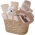 more details on Clair de Lune Polly Moses Gift Basket - Cream.