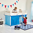 more details on Blue Tent for Single Mid Sleeper Bed Frame.