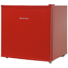 more details on Russell Hobbs RHTTLF1R Freestanding Table Top Fridge - Red.