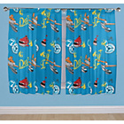 more details on Disney Planes Rescue Curtains - 168x138cm.