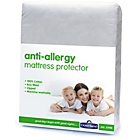more details on Downland Anti-Allergy Zipped Mattress Protector - Kingsize.