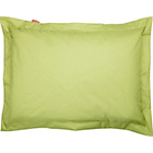 more details on Large Square Beanbag - Green.