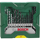 more details on Bosch 15 Piece X-Line Drill Bit Set.