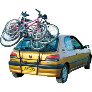 Mont Blanc Universal Rear High Mount 3 Bike Carrier