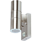 more details on Ranex Arezzo Double Outdoor Wall Light with Motion Detector.