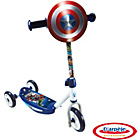 more details on Avengers Tri Scooter.
