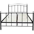 more details on Witon Double Bed Frame - Black.