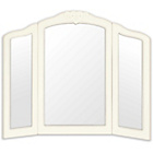more details on Casa Heart Vintage Dressing Table Mirror.