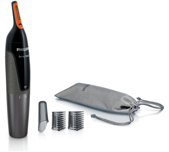 buy philips nt3160 nose ear and eyebrow trimmer series 3000 at your online shop. Black Bedroom Furniture Sets. Home Design Ideas