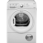 more details on Hotpoint Aquarius TCFS 73B GP F/Standing Tumble Dryer White