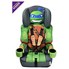 more details on Kids Embrace Teenage Mutant Ninja Turtle 1 2 3 Carseat - Leo