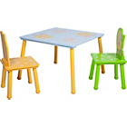 more details on Animal Table and Chairs - Multicoloured.