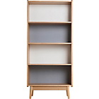 more details on Foley Bookcase - Multicoloured.