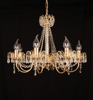Buy Imperia Crystal 5 Bulb Chandelier Chrome At Argos Co Uk Your Online Shop For Ceiling And