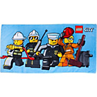 more details on LEGO City Heroes Towel.