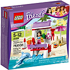 more details on Lego Emma's Lifeguard Post.