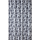 more details on Darcy Shower Curtain - White & Black.