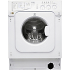 more details on Indesit IWME147 7KG 1400 Spin Washing Machine - White.