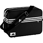 more details on Adidas Enamel Messenger Bag - Black.