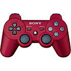 more details on Sony PlayStation 3 Official DualShock Controller - Red.