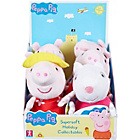more details on Peppa Pig Supersoft Holiday Collectable Plush.