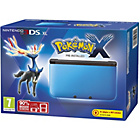 more details on Nintendo 3DS XL Blue/Black Console with Pokemon X Pre-order.