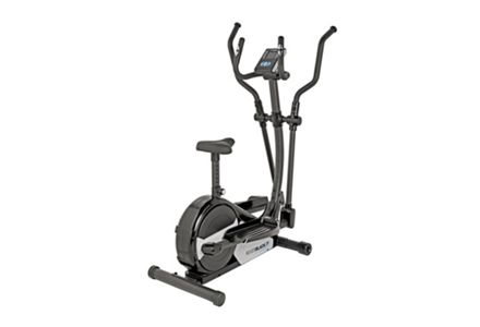 Roger Black Gold  2 in 1 Exercise Bike and Cross Trainer.
