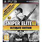 more details on Sniper Elite 3 Ultimate Edition PS3 Game.