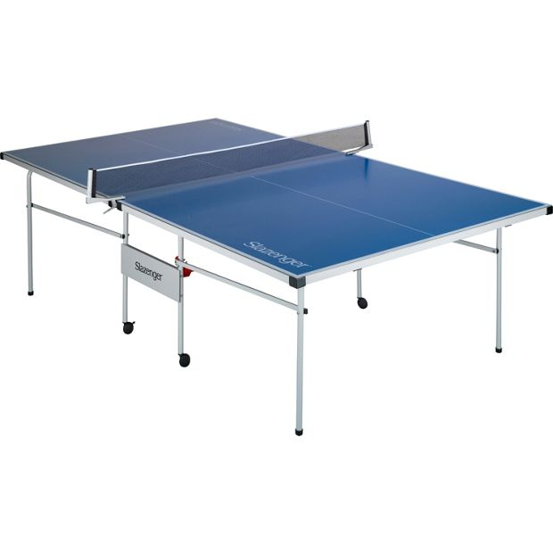 Buy Slazenger Full Size Outdoor Table Tennis Table At