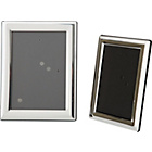 more details on Heart of House Spencer Set of 2 Frames - Silver Plated.