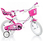 more details on Hello Kitty Bicycle 14 inch.