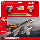 more details on Airfix Panavia Tornado F3 1:72 Military Aircraft Model Kit.