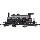 more details on Hornby R3064 BR 0-4-0 Smokey Joe Steam Locomotive.