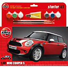 more details on Airfix BMW Mini R6 1:32 Scale Model Car Kit.