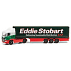 more details on Corgi Superhaulers Eddie Stobart Curtainside Truck.