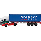more details on Corgi Eddie Stobart Rail Container Truck.