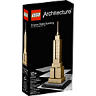 more details on LEGO® Architecture Empire State Building - 21002.