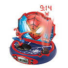 more details on Lexibook Spider-Man Projector Alarm Clock with Radio.