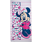 more details on Disney Minnie Mouse Varsity Towel.