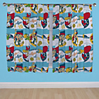 more details on Disney Jake and The Neverland Pirates Shark Curtains - 168x1