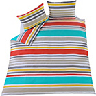 more details on ColourMatch Trend Twin Pack Bedding Set - Double.