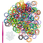 more details on Loom Band Party Fillers  - 8 Packs of 300.