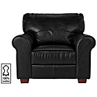 more details on Heart of House Salisbury Leather Chair - Black.