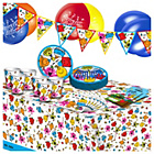 more details on Mr Men Party Pack for 16 Guests.