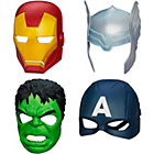 more details on Avengers Age Of Ultron Hero Masks