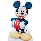 more details on Mickey Mouse Cutout.